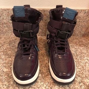 6e28c7cf3bf2 Nike Shoes - Nike Special Field Air Force 1 x Ruby Rose SF AF1